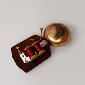 3ds retro doorbell