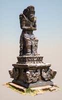 Tanah Lot Statue 2