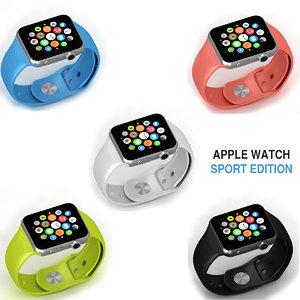 apple watch 3d max