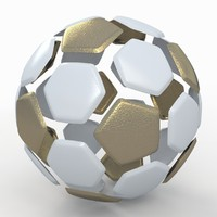 max soccer ball white