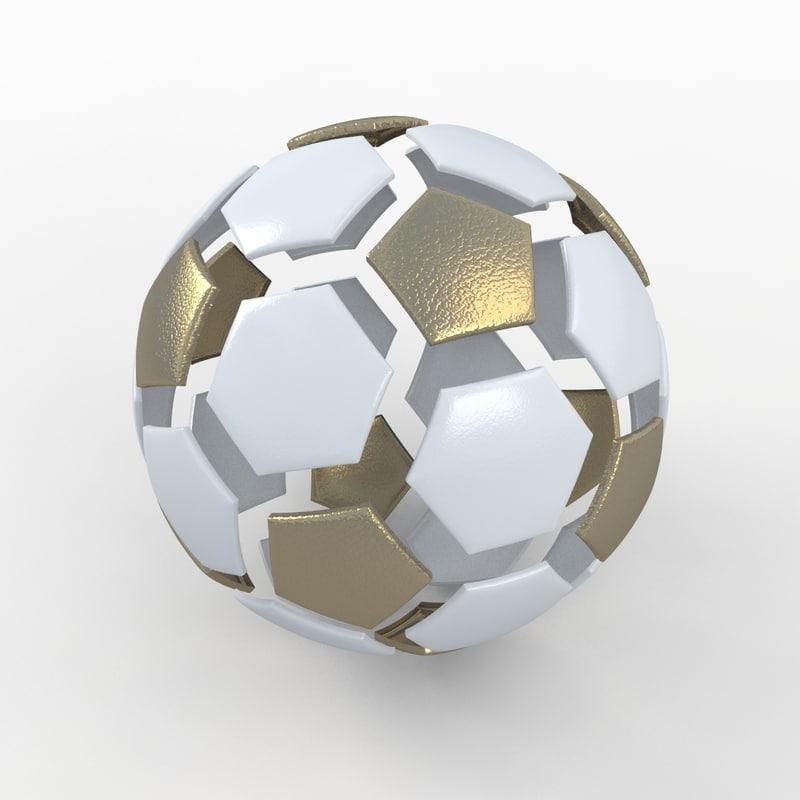 soccer ball white max