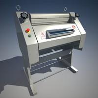 Baguette molding machine