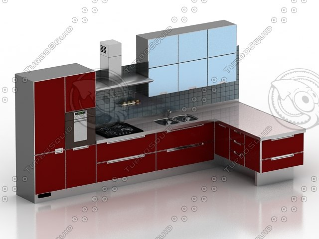 Revit Commercial Kitchen Families