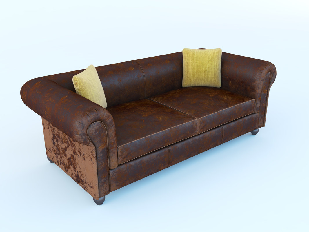 max leather sofa