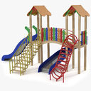 playground 3D models