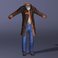 Clothes Set (can alter textures)