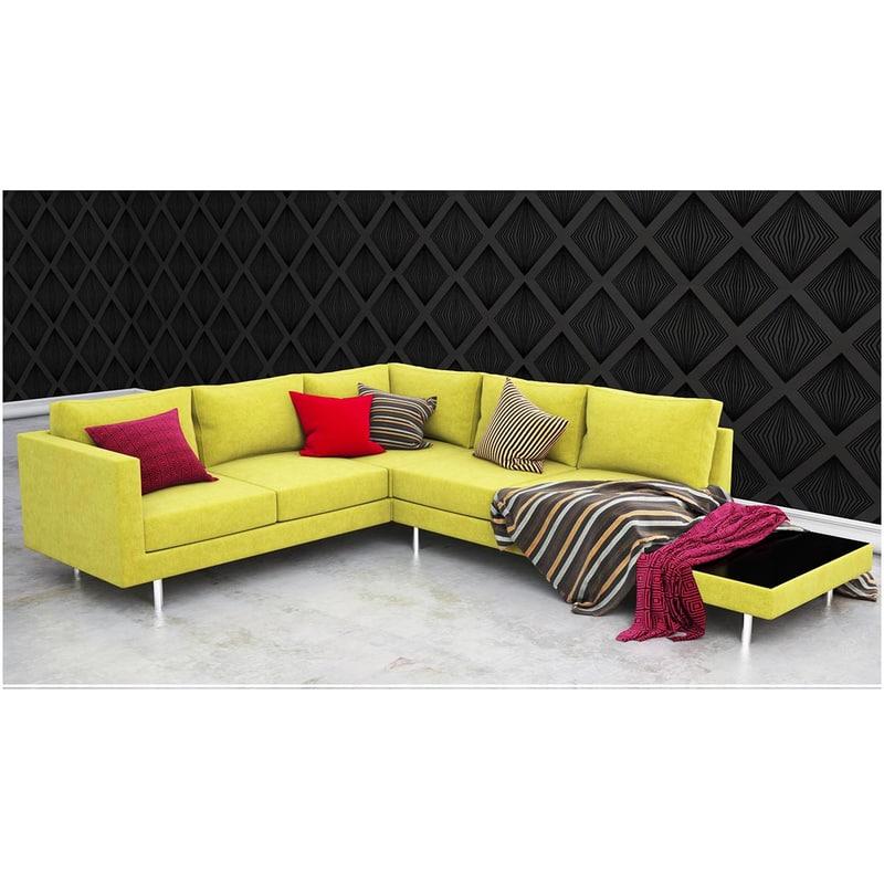3d vice sofa