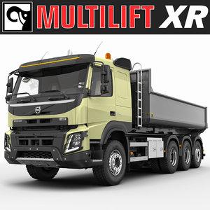 3d model fmx multilift