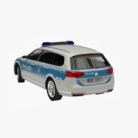 B8 Polizei