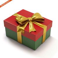 3dsmax gift box