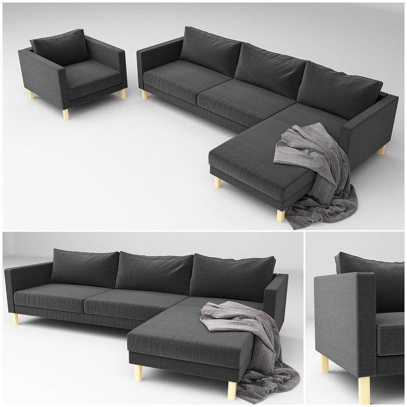 ma ikea karlstad sofa