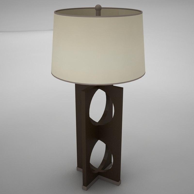 max lamp scene