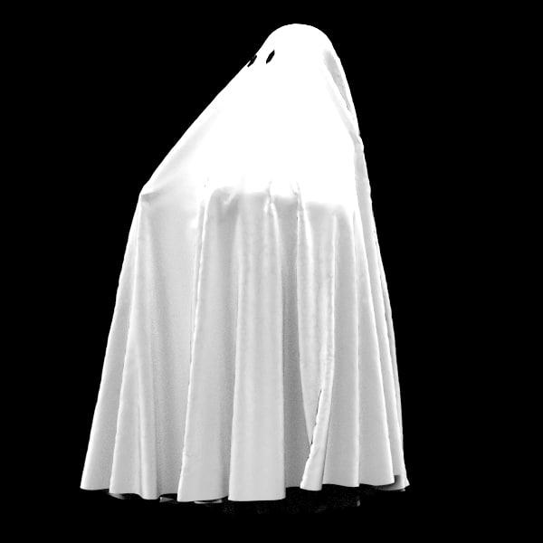 obj white ghost