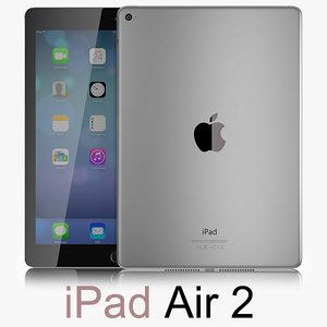 max apple ipad air 2