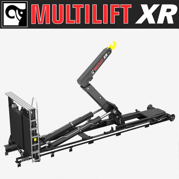 max multilift 20