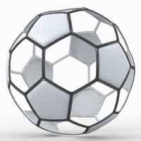 dxf soccer ball