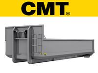 CMT gravel body