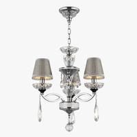 chandelier 867034 campana osgona 3d model