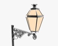 lamp lisbon 3d model