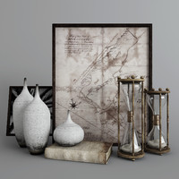 hourglass decor max