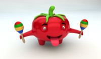 Tomato Character