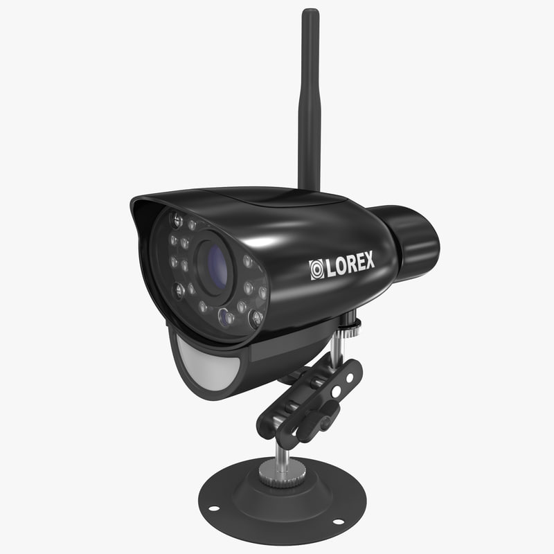 wireless security camera lorex max