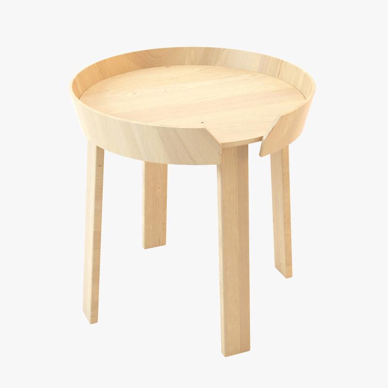 max muuto table