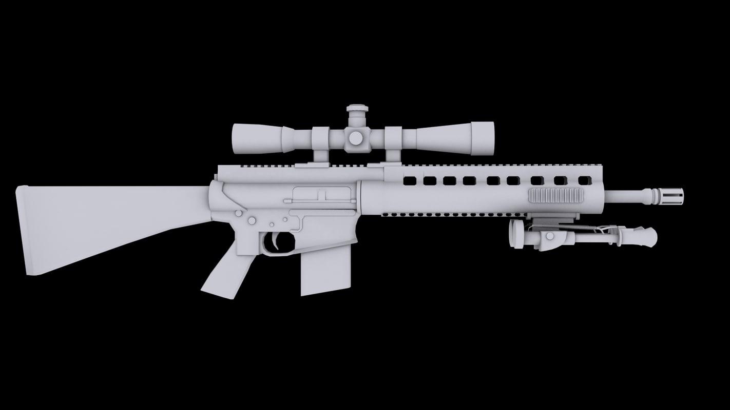 max sniper rifle