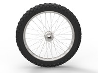 Generic Motorcycle wheel