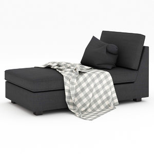 3d kivik sofa model