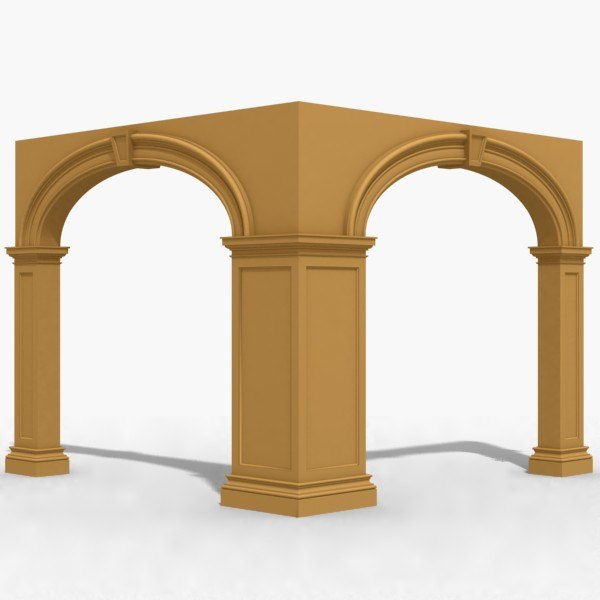 3dsmax arch