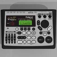 Electronic Drum Module: Roland TD8 V-Drums