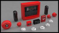 control alarm 3d max