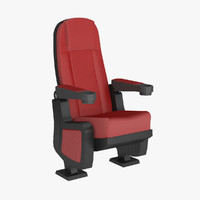 max seat theater chair