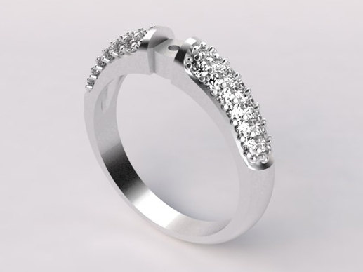 printing ring 3d 3dm