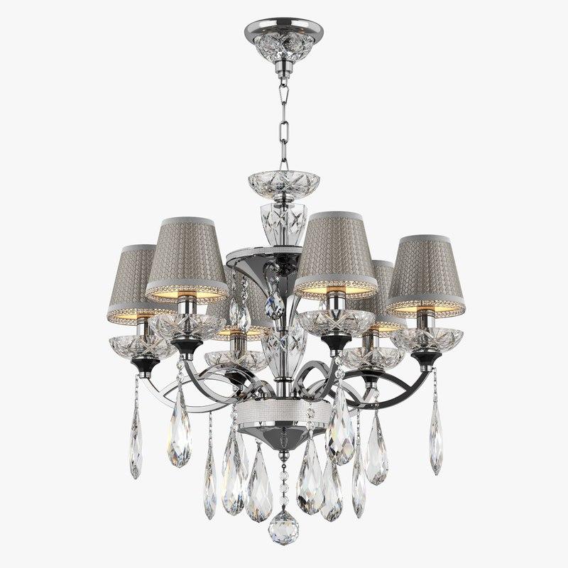 chandelier 867064 campana osgona 3d model