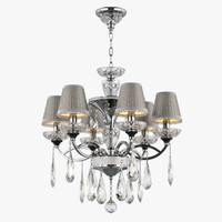 chandelier 867064 campana osgona 3d model