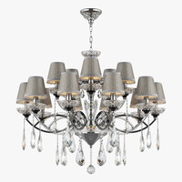 Chandelier 867154 Campana Osgona by Lightstar