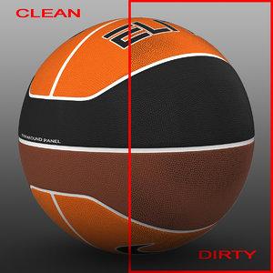 basket ball tricolor max