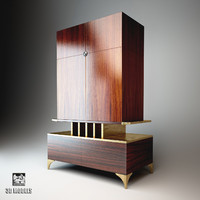 oakdesign sc1028 3d model