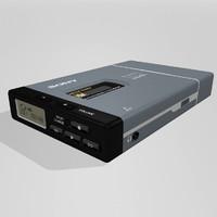 Minidisc Player: Sony Walkman MZ-E40