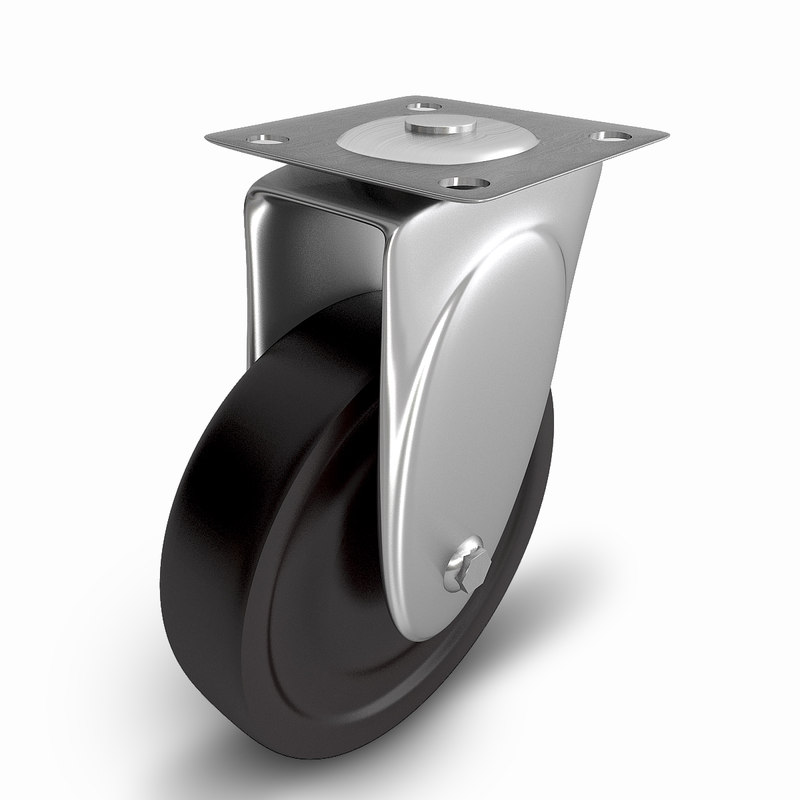 3d modeled wheel