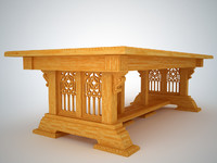 gothic table max