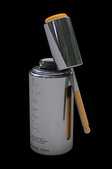 3d model prevage beauty product