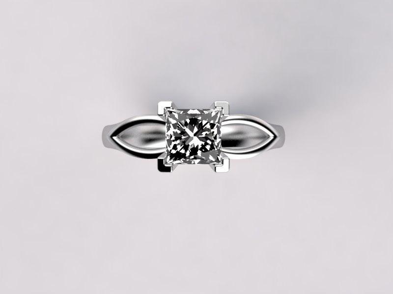 3d model of stl ring