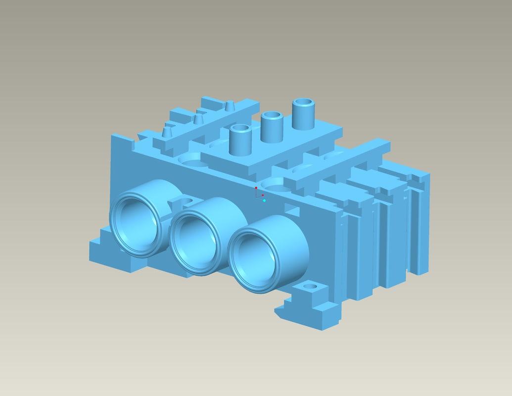3d model distributor