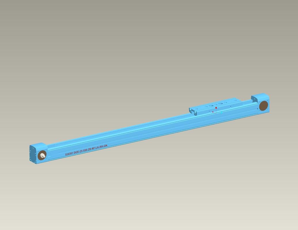 cylinder pneumatic 3d model