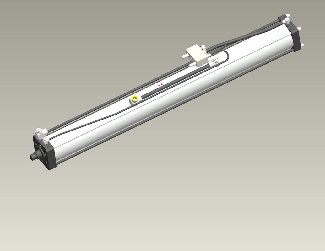 3d booster pneumatic