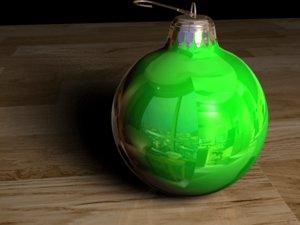 max christmas bulb