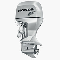 Engine Honda BF225 LU